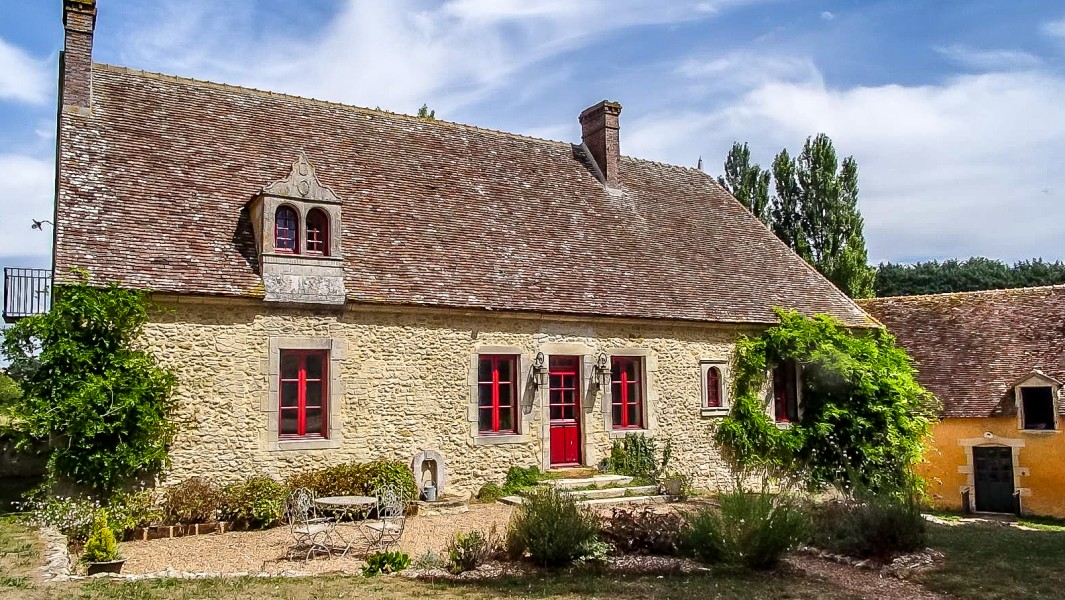 Country Estate On 9 Ha For Sale Sarthe Pays De La Loire